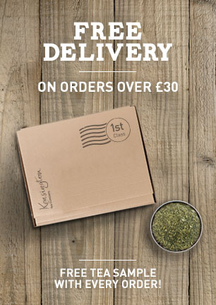 Free delivery on UK orders